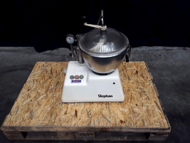 Stephan UM 12 Processed cheese equipment