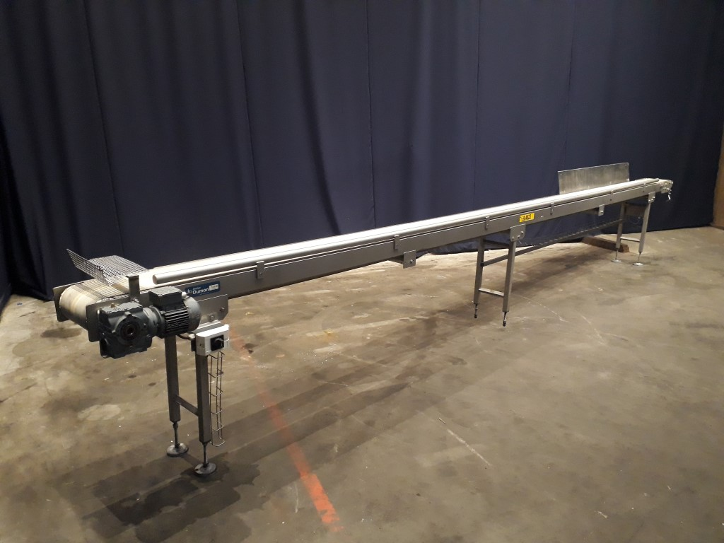 Atelier Dumon Chain Transport conveyors