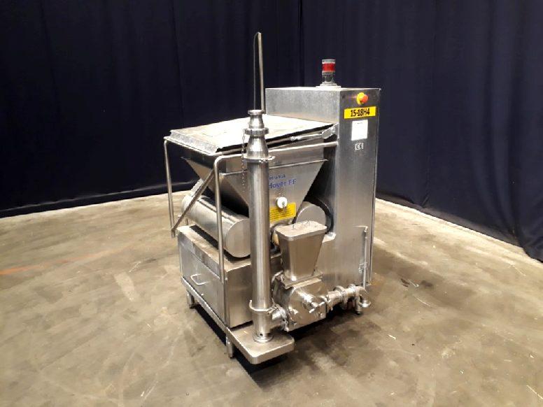 Tetra Pak Hoyer Addus FF 4000 F1 Ice machines