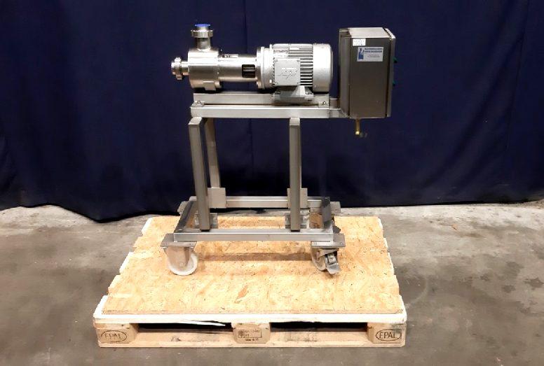 N.N. - Inline emulsifiers / mixers