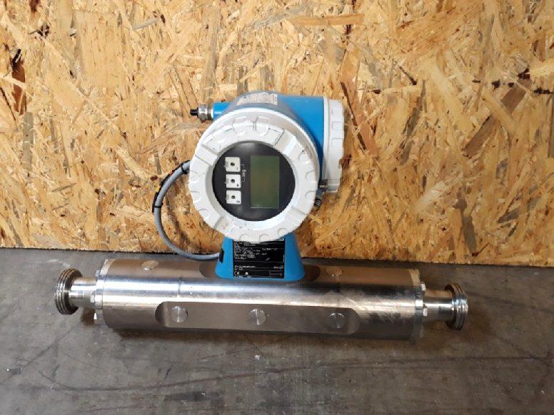 Endress & Hauser Promass M & Promass 83 Flowmeters