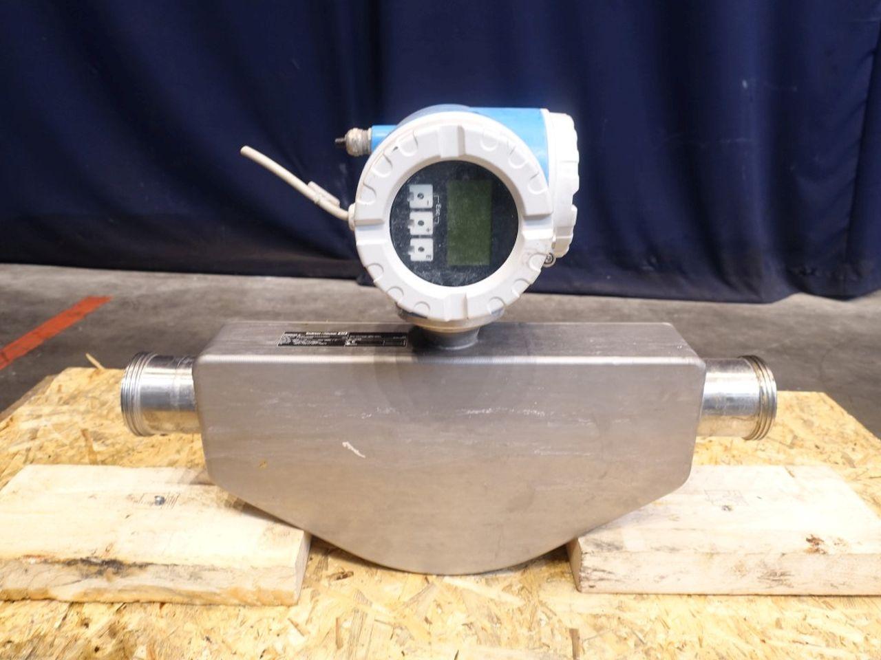 Endress & Hauser Promass S & Promass 83 Flowmeters