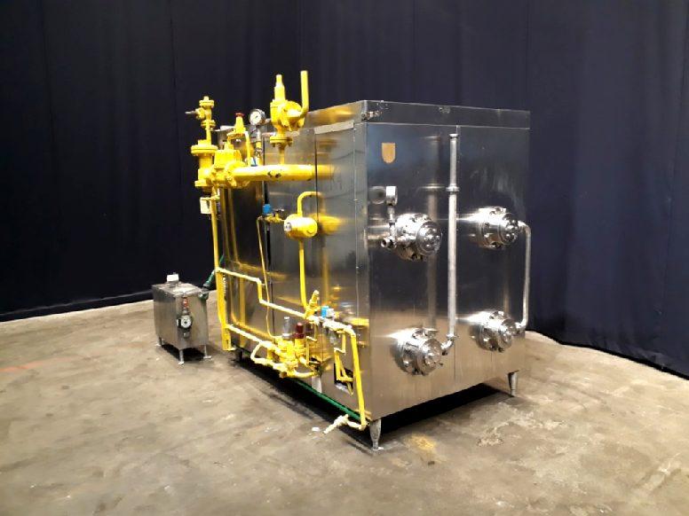 Schröder MK04/178-1200 Margarine equipment