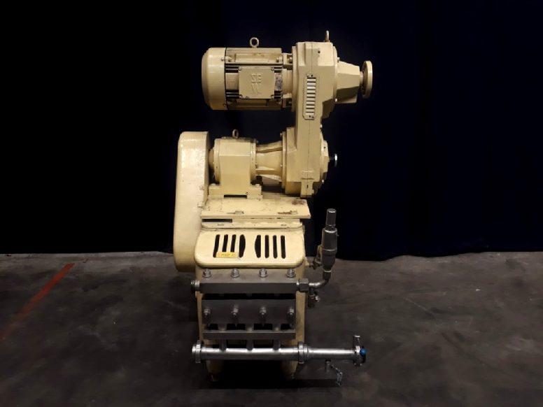 Schröder KL03 Margarine equipment