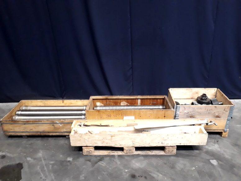 Gerstenberg & Agger Perfector 4-105 Margarine equipment
