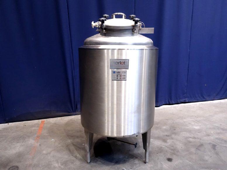 Terlet Process tank Process tanks