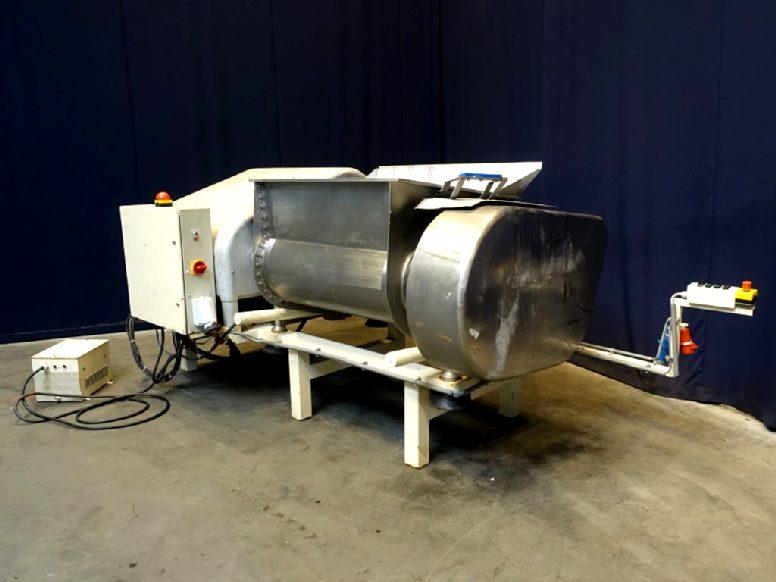Worssam Z-Blender Batch mixers