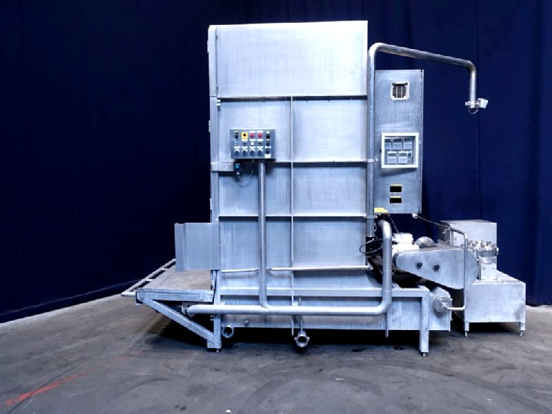 Machinefabriek Otto Schouten B.V. ECO01-001 Boterkneder/Microfix Butter equipment