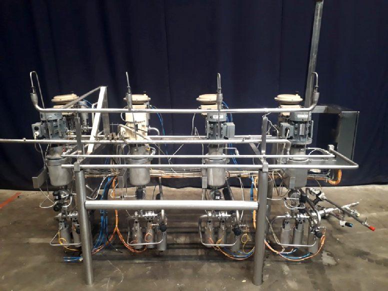Burtech SLMS Foaming machines