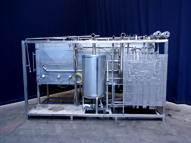 Alfa Laval M6-MBASE Plate heat exchangers