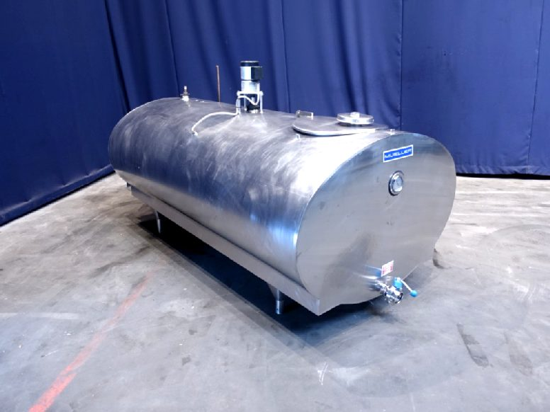 Mueller '0'' - 400 Storage tanks