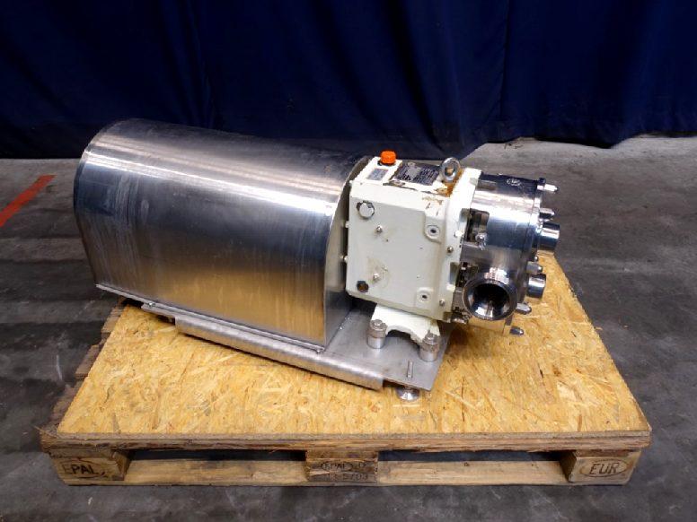 Nakakin JMU125VT-SM Lobe rotary pumps