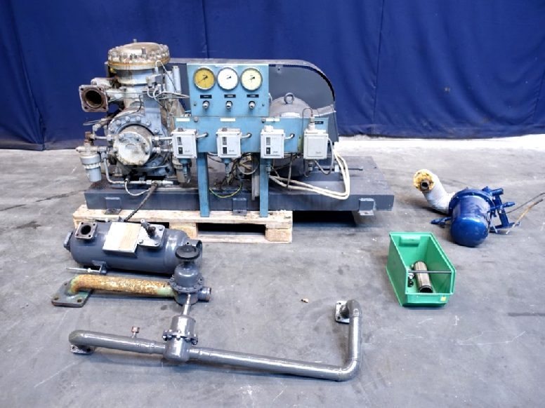 Grasso RC 29 Cooling equipment