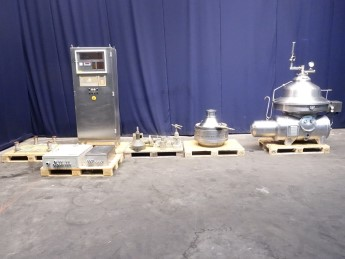 Westfalia SAMM 15006 Cream separators