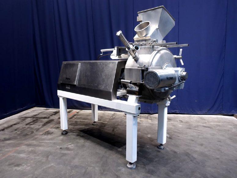 Stephan TK200 Batch mixers