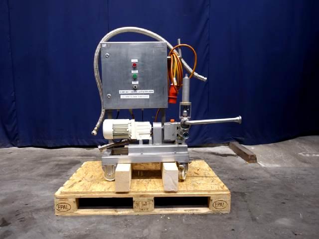 Pomac PLP 1-1 Lobe rotary pumps