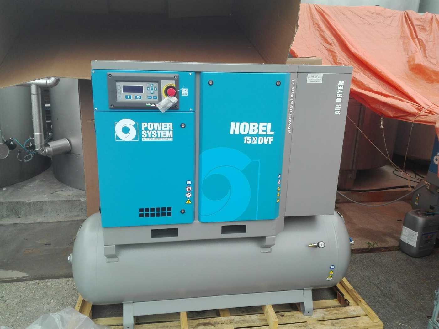 Nobel 15-10/500 Air treatment
