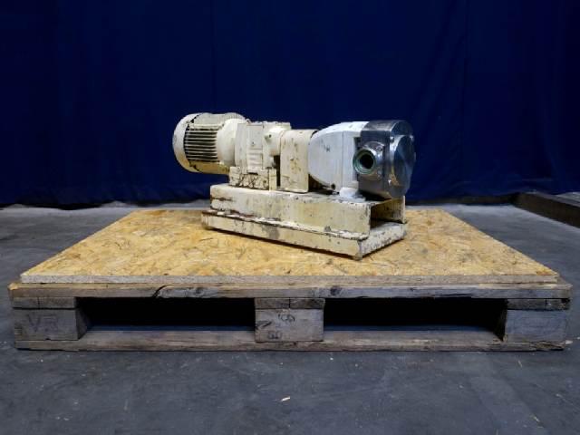 Jabsco Hy-Line LH440-6290 Lobe rotary pumps