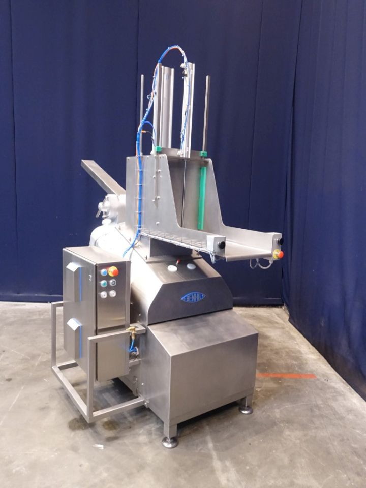 Benhil 8471 Microfix Butter equipment