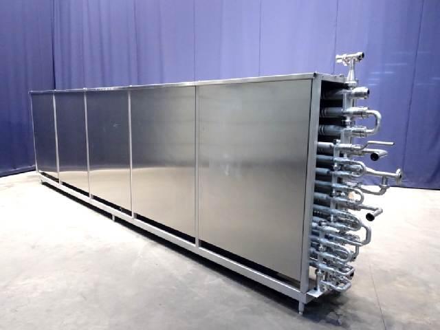 Tetra Pak TTF-2*84c/38c-6-1 & BSTF-2*54c/4x16S-6-1 Tubular heat exchangers