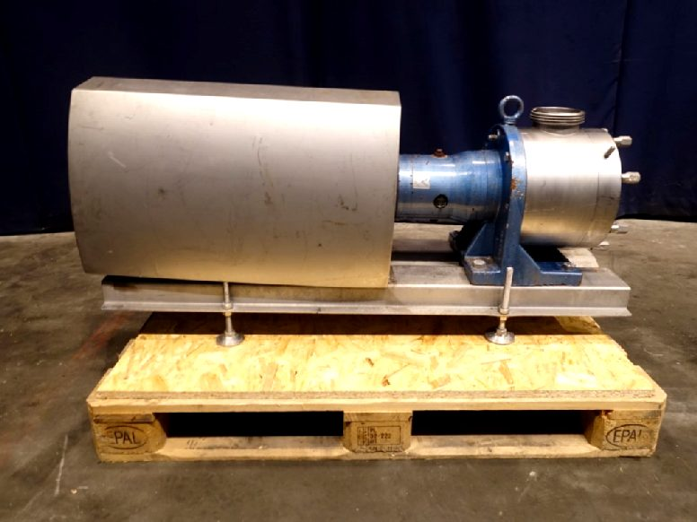 Maso SPS-4'' Sine pumps