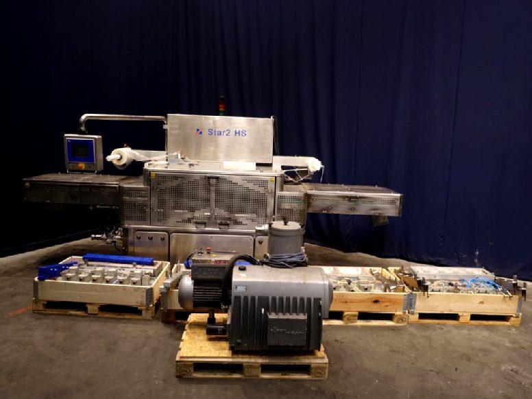 CFS CFS Star2  HS Cup filling machines