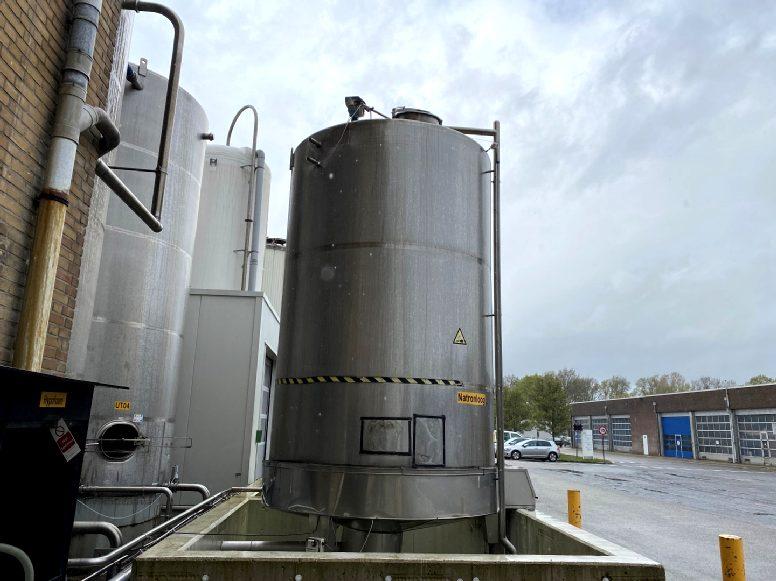 N.N. - Storage tanks