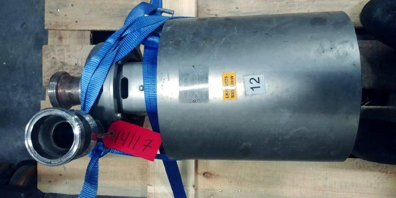Alfa Laval LKH20/125 SSS 3.0 kW Centrifugal pumps