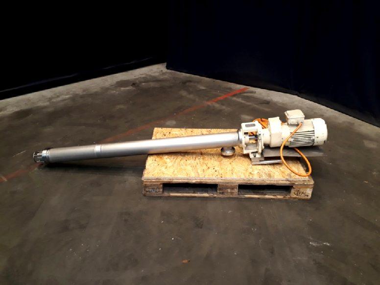 Netzsch NM038BT02S12B Eccentric screw pumps