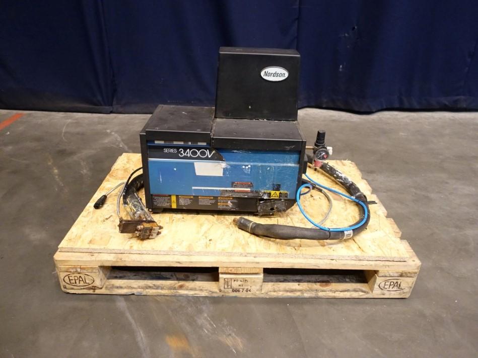 Nordson 3400 Hot melt units