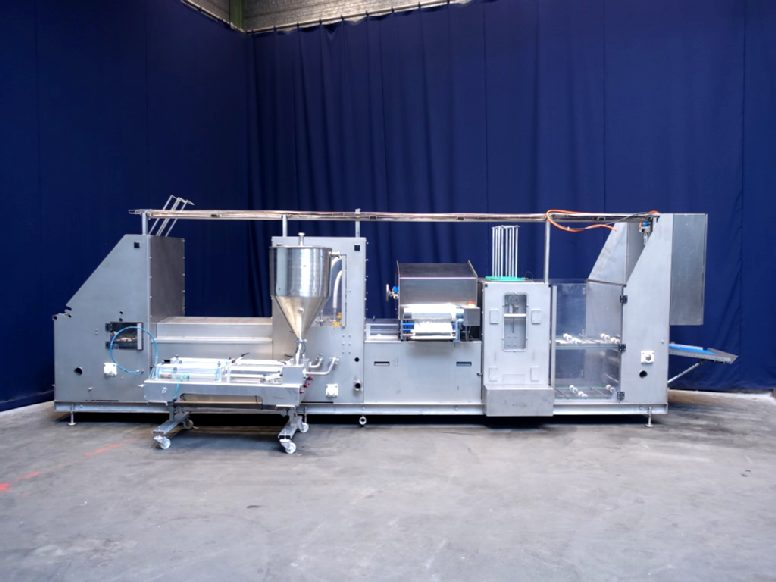 Schuy SchuCup 800 E Cup filling machines