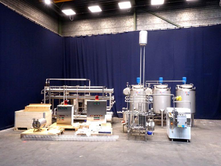 Ultra Filtration (UF) Ultra filtration units