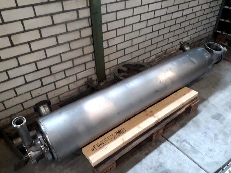 "Alfa Laval Contherm 6x9"" Scrape heat exchangers"