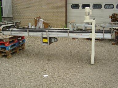 Transport Conveyor 3,65 mtr Transport conveyors