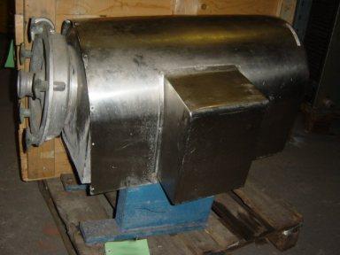 Fristam ET 232A Centrifugal pumps