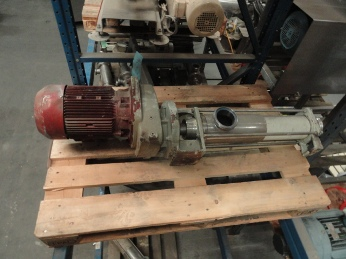 Allweiler SEP 200.1 Eccentric screw pumps