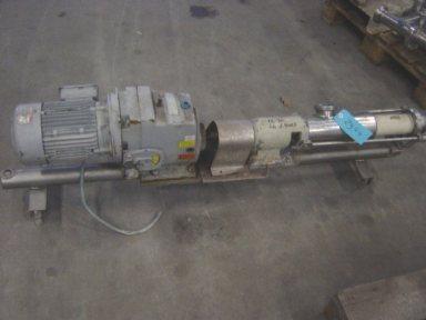 Netzsch NL 30 Eccentric screw pumps
