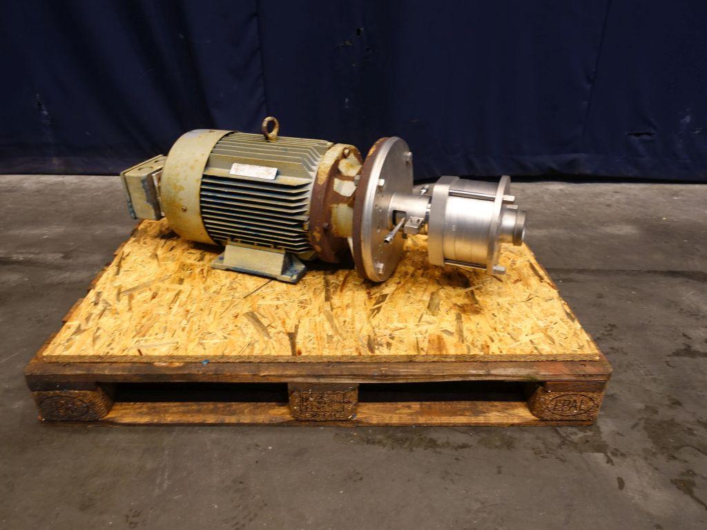 Fristam FM 242 B Inline emulsifiers / mixers