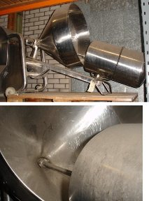Ahlborn 3206/1 Eccentric screw pumps