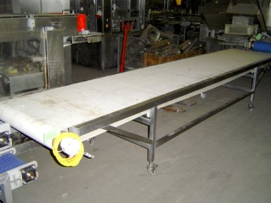 Transport Conveyor 4,00 mtr Transport conveyors