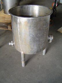Balans tanken / trechters