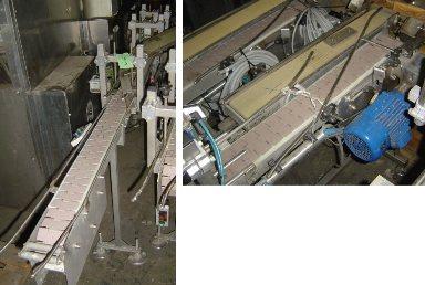 Transport Conveyor 2,4 mtr Транспортирующие конвейеры
