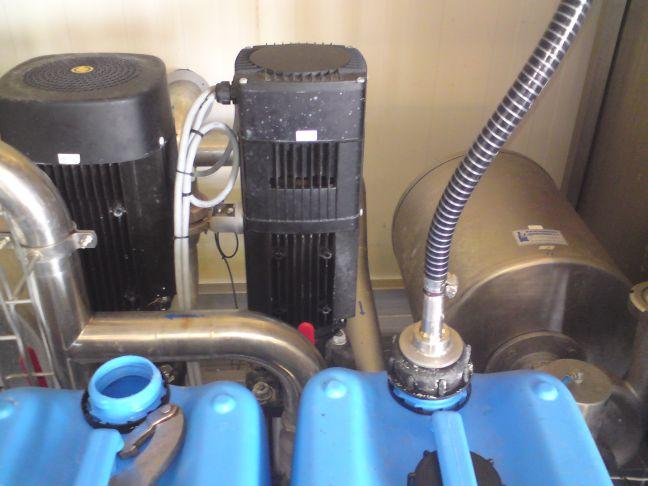 Grundfos CRNE4-120 A-P-G Pompes à centrifugal