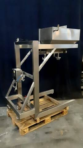 Meterite Piston filler Dosing machines