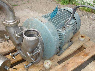 Fristam FZ 22B Self-priming pumps