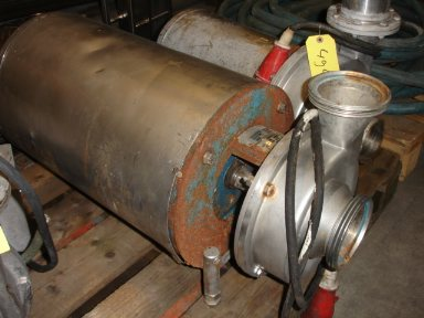 Pomac 23588 / 165 x 23 Centrifugal pumps