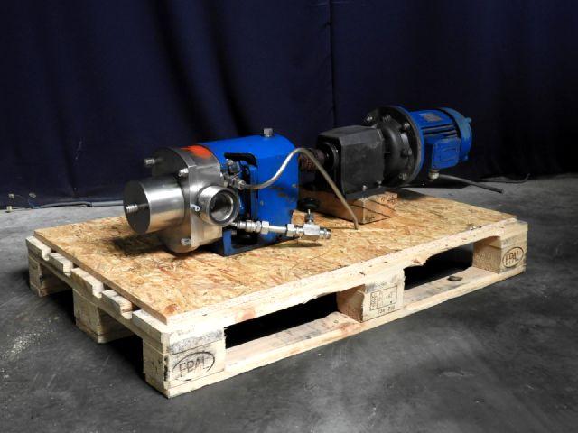 Alfa Laval Ibex Lobe rotary pumps