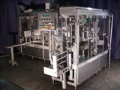 Ostermeier Tilsit 350 Carton filling machines