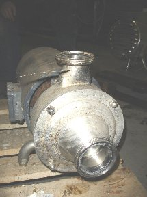 Anema CCOM Self-priming pumps