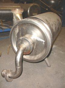 Gerstenberg Shear mixer / Disintegrator 10 Inlijn emulgator / mixers